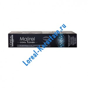 Loreal Majirel Cool Cover 7.1, 50 мл